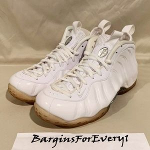 Nike Air Foamposite One - White Out - 314996-100